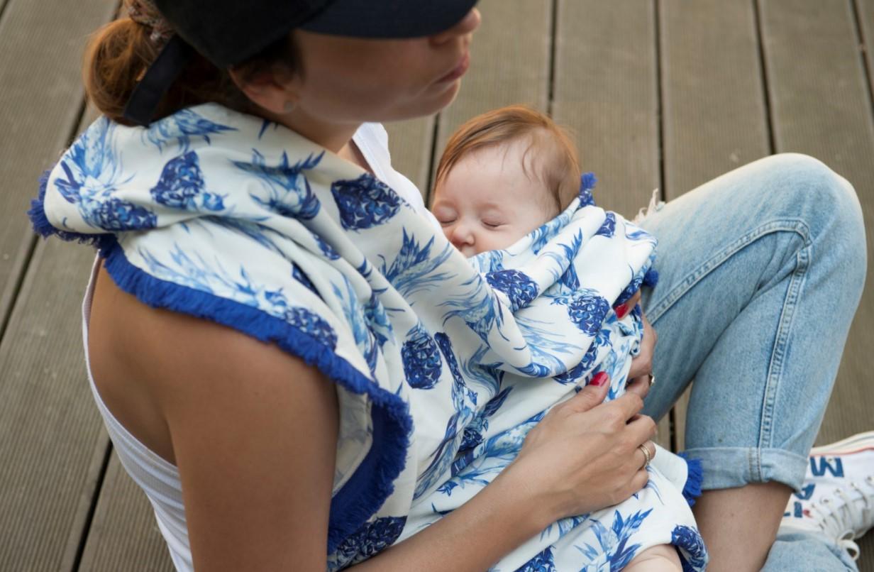 睡覺流汗必備神器哺乳巾