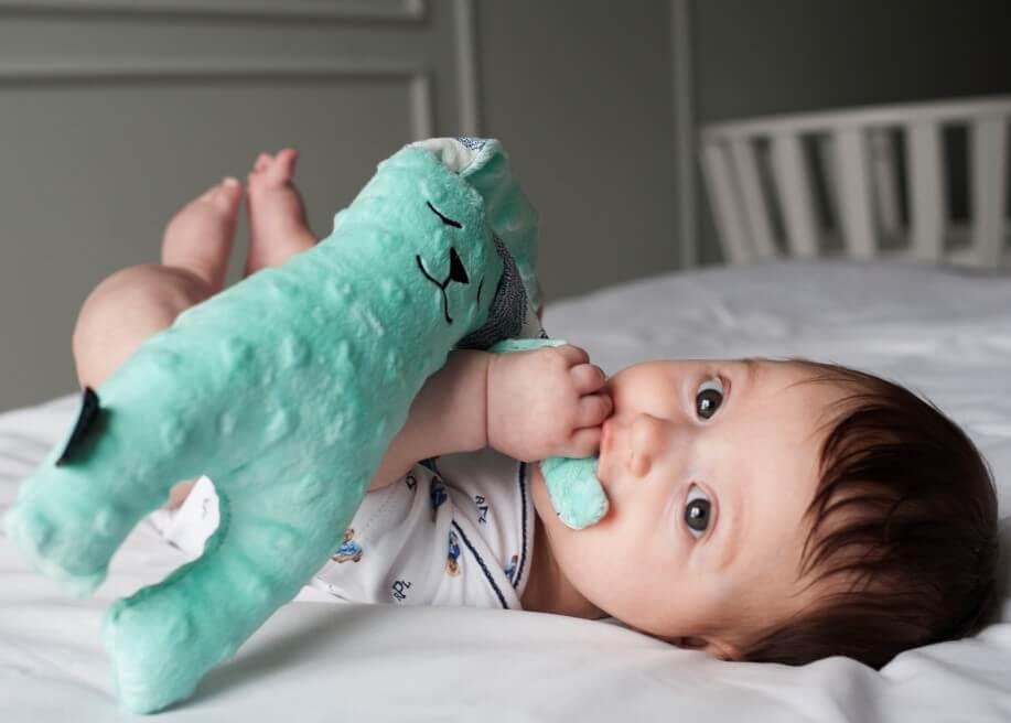 嬰兒玩具推薦購買注意事項