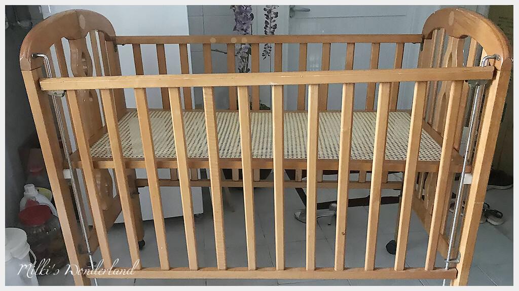 傳統型嬰兒床危險