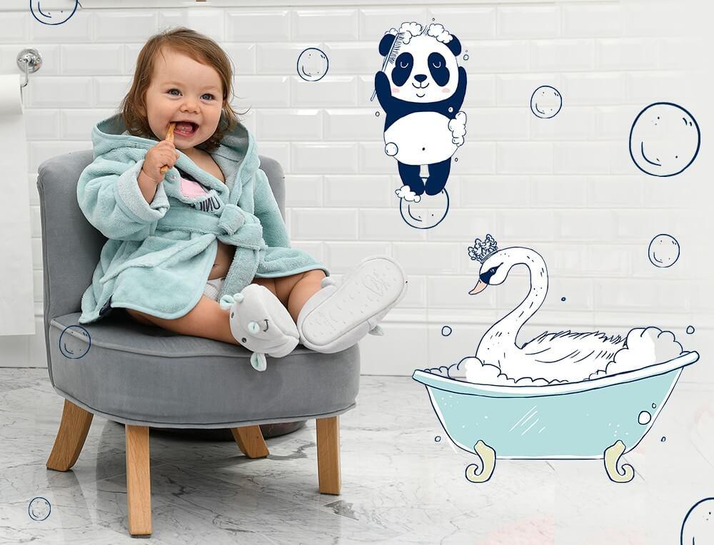 嬰兒浴巾寶寶浴袍品質認證