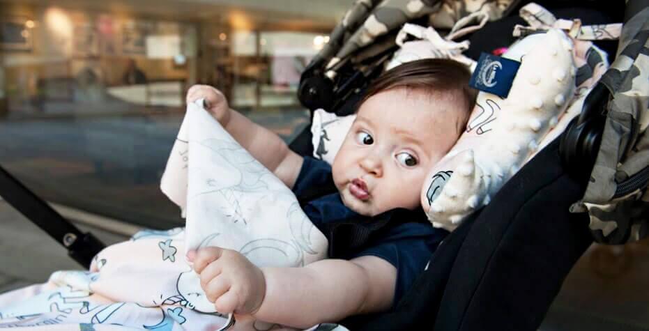 護頭型嬰兒枕頭推薦(3個月-1.5歲)-La Millou豆豆天使枕/竹纖機能款天使枕