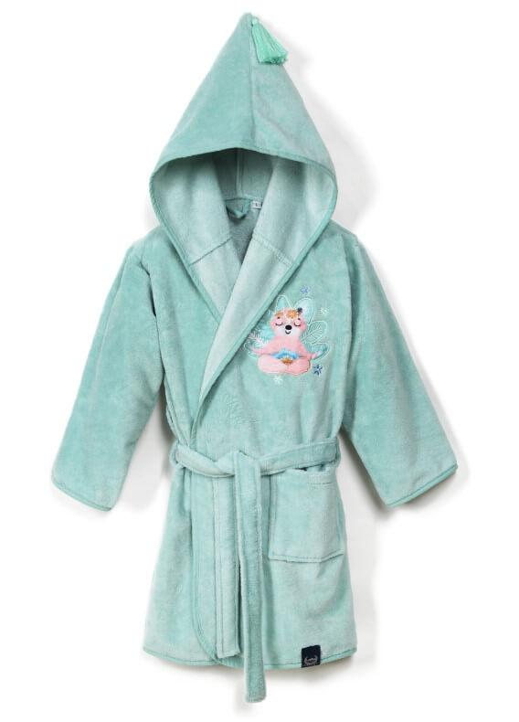 La Millou Jersey時尚篷篷浴袍