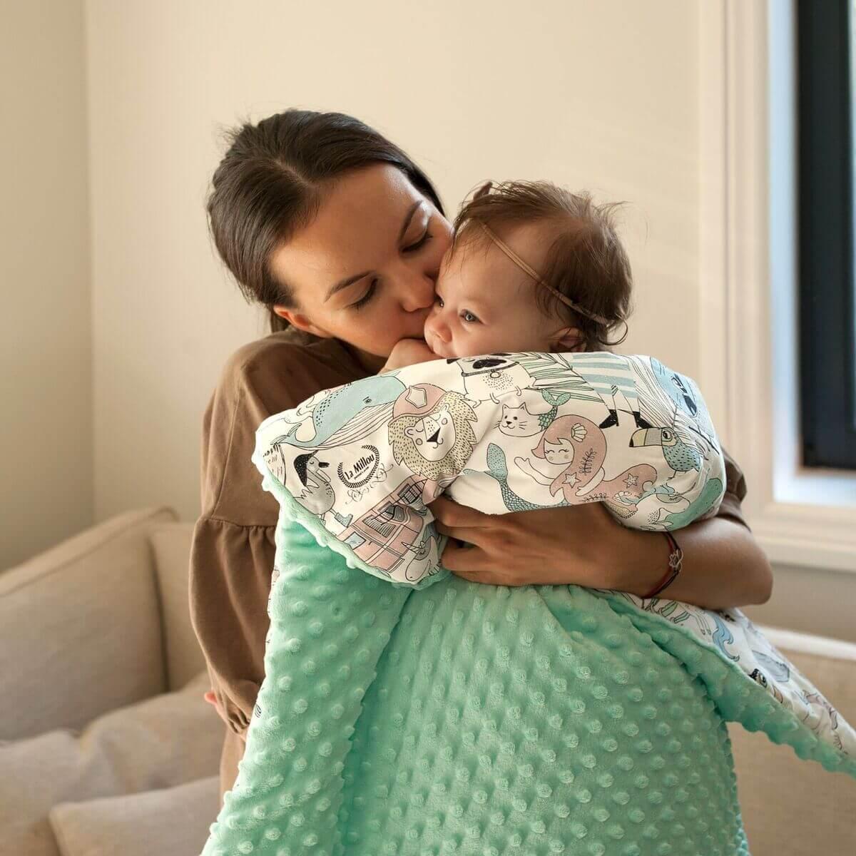 為什麼寶貝需要豆豆毯