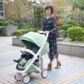 【小雯媽】時尚媽媽的最愛-荷蘭Greentom經典嬰兒推車