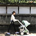 【MI媽】寶寶推車不嫌美!荷蘭GREENTOM嬰兒推車