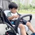 【Aidric媽咪】育兒好物 坐推車也能超涼爽 韓國lolbaby Hi Jell-O涼感蒟蒻推車坐墊