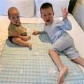 【Joyce媽咪】lolbaby Hi Jell-O涼感蒟蒻床墊~這夏涼啦!