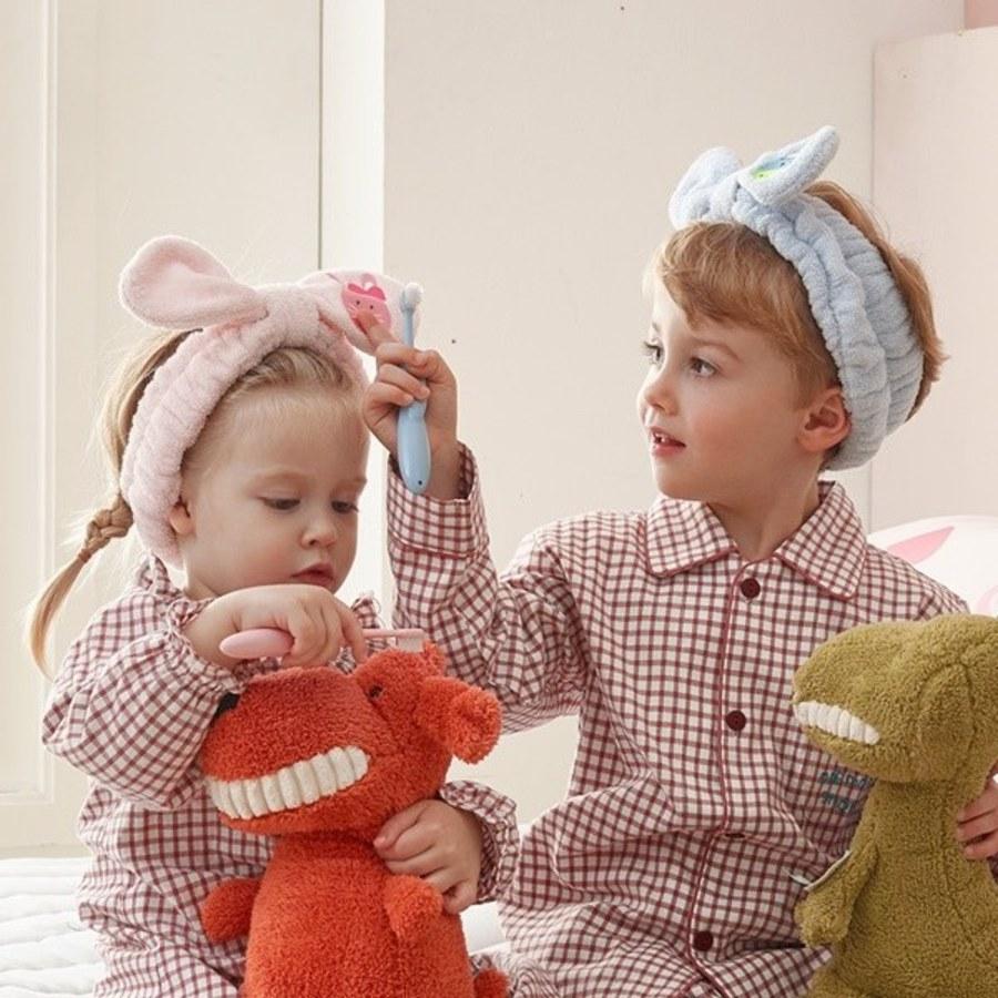 Milo&Gabby動物好朋友-洗臉髮帶 (LOLA兔兔)