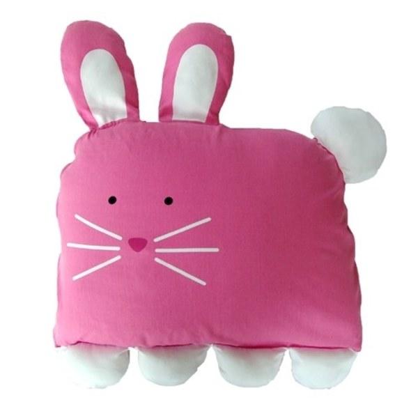 Milo & Gabby 動物好朋友-大枕頭套(LOLA兔兔)