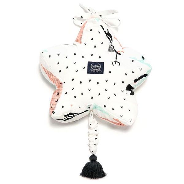 La Millou拉米洛北歐風_星星音樂盒(床頭音樂鈴)-限量款小鹿斑比