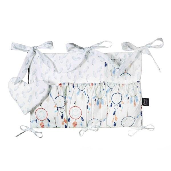 La Millou拉米洛北歐風_嬰兒床頭掛包掛袋(夢遊仙境)
