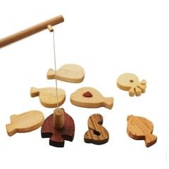 【含送禮提袋】Soopsori全腦開發‧原粹木積木(天才小釣手)送禮組