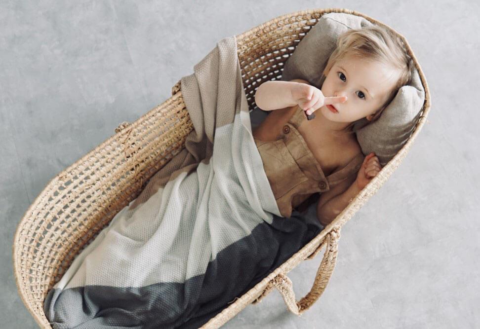 La Millou竹纖針織毯外出室內都好用!