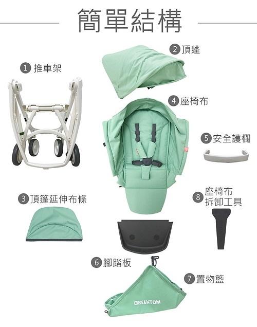 環保科技,座艙大,超輕量歐系大車,iPhone輕美有型,客製化嬰兒推車配色,嬰兒推車推薦