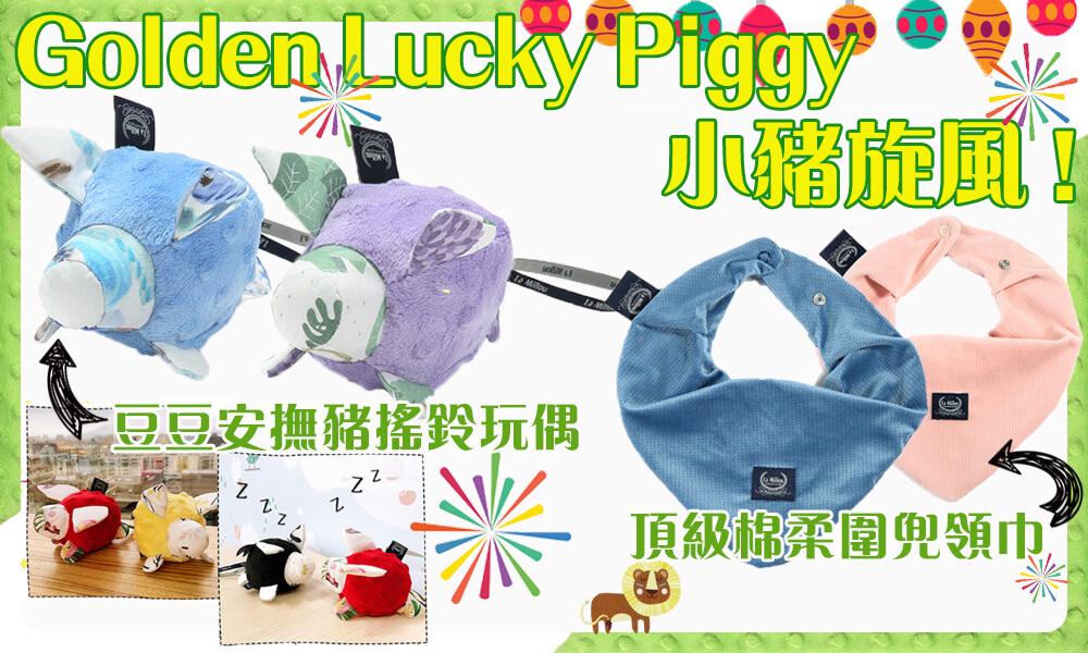 Golden Lucky Piggy小豬旋風!